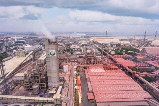 Kebutuhan subsidi tercukupi, ekspor Pupuk Indonesia capai 843.072 ton
