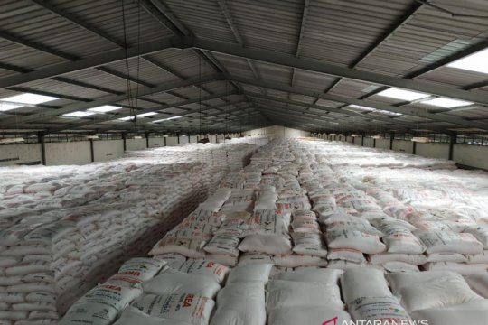 Pupuk Indonesia siapkan stok hingga 1,2 juta ton jelang tanam gadu