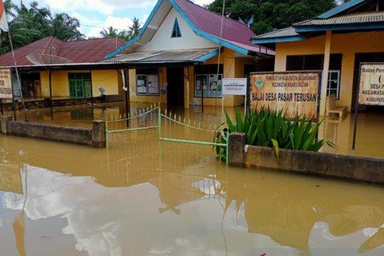 Luapan Sungai Batanghari banjiri 1.209 rumah