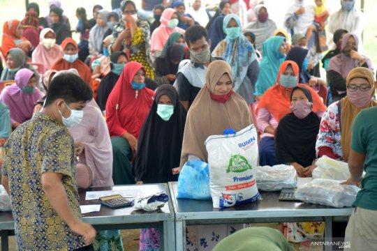 Aceh beri penanganan prioritas bagi sembilan daerah rawan pangan