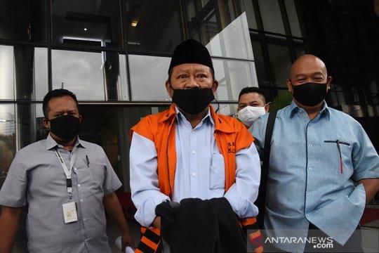 KPK rampungkan penyidikan Bupati Sidoarjo nonaktif Saiful Ilah