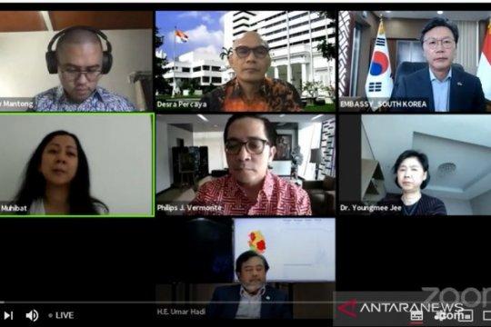 Indonesia dapat belajar dari data penanggulangan COVID-19 Korsel