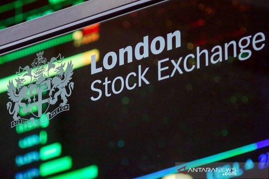 """Saham Inggris """"rebound"""", indeks FTSE 100 ditutup bangkit 0,16 persen"""