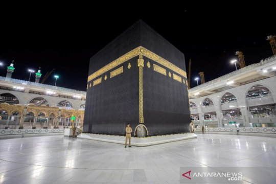 Kasus corona di Arab Saudi bertambah 1.912 kasus