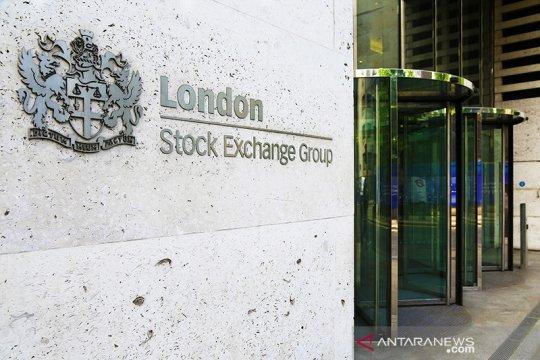 Saham Inggris hentikan reli, indeks FTSE 100 turun 0,90 persen