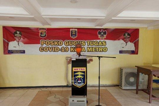 Satu PDP di Kota Metro dinyatakan positif COVID-19