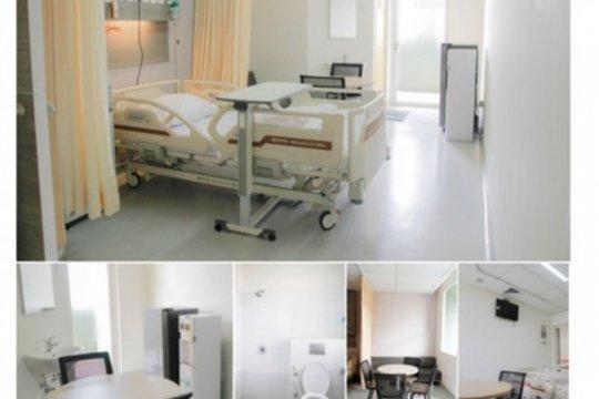 RSUI Depok tambah ruang perawatan khusus pasien COVID-19