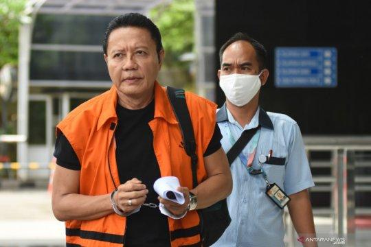 Hukum kemarin, vonis Nyoman Damantra hingga KPK buka seleksi jabatan
