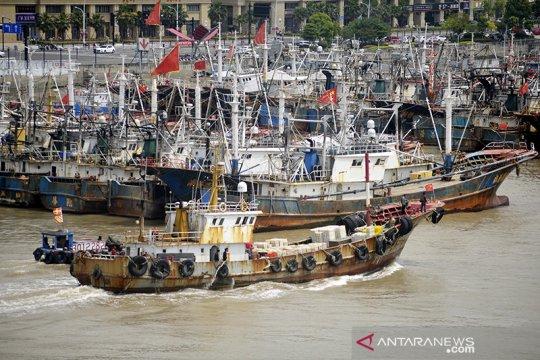 Keempat belas WNI ABK dijadwalkan tiba Jumat sore dari Korea Selatan