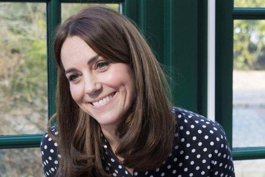 Kate Middleton buat proyek foto karantina wilayah di Inggris
