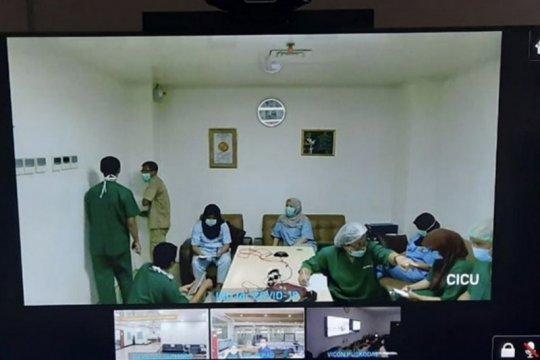 RSPAD Gatot Soebroto pakai sistem konferensi video Huawei