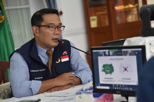 Ridwan Kamil soroti data bantuan tak sinkron antara pusat dan daerah