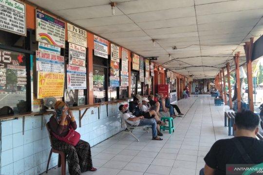 Pengurus PO di Terminal Kalideres mengaku pupus harapan