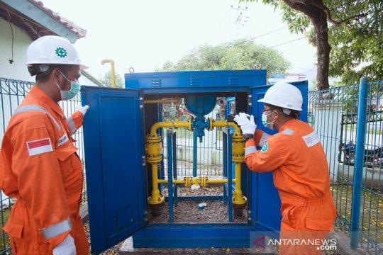 PGN tetap lanjutkan pembangunan jargas di masa pandemi COVID-19