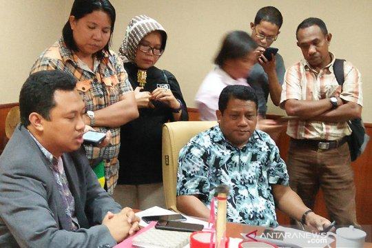 Wakil ketua DPRD Maluku dari Fraksi Golkar di-PAW