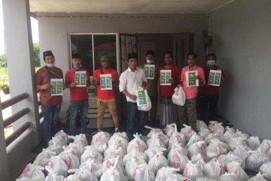 PPP Malaysia salurkan bantuan untuk pekerja migran Indonesia