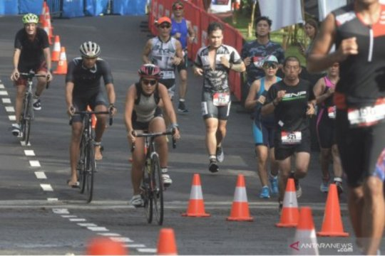 Super League Triathlon Bali 2020 resmi ditunda
