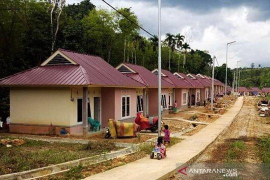 Kementerian PUPR rampungkan 25 rumah warga terdampak bencana di Sumsel