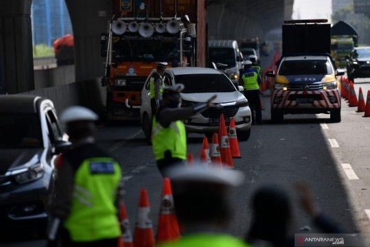 Kemarin, pemeriksaan ABK Long Xing hingga 35 ribu pemudik putar balik