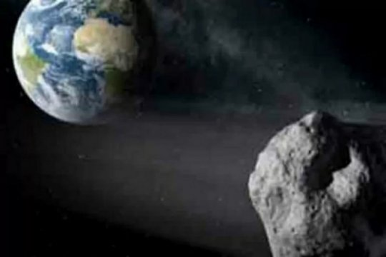 Lapan: Asteroid 1997 BQ melintas dekat bumi jelang Idul Fitri