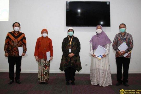 Di tengah pandemi, pejabat struktural RSUI  2020-2024 dilantik