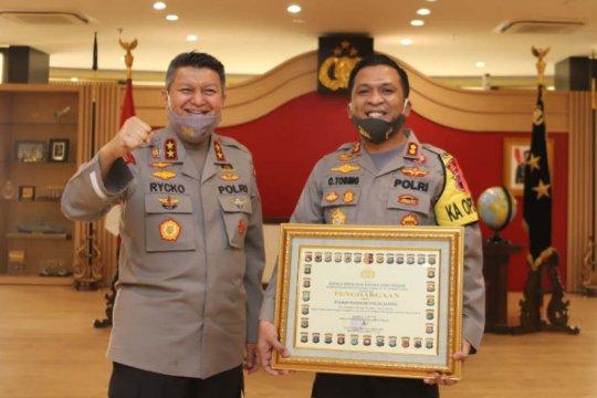 Polres Wonogiri satwil terbaik program unggulan Kapolda Jateng