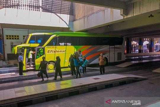 Terminal bus Giwangan Yogyakarta catat kedatangan 115 WNI repatriasi