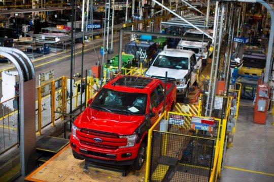 Penjualan mobil di AS diperkirakan berangsur membaik bulan ini