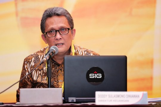 Dirkeu: Semen Indonesia terus genjot ekspor, jaga kinerja saat pandemi