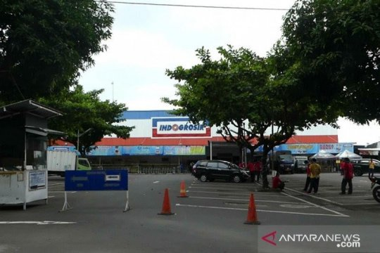 Jubir: Pengunjung Indogrosir Sleman sejak 19 April ikut rapid test
