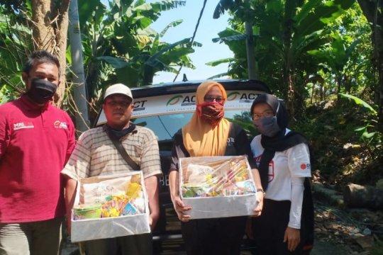 ACT Lampung berikan bingkisan Lebaran untuk pejuang kemanusiaan