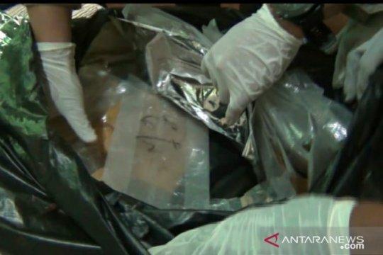 Polisi gagalkan peredaran belasan kilogram sabu di tengah pandemik
