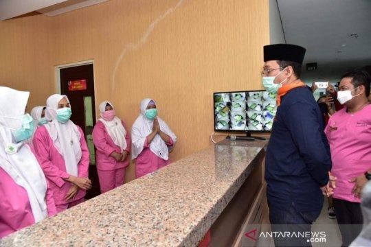 Pemprov NTB fungsikan asrama haji jadi rumah sakit darurat COVID-19