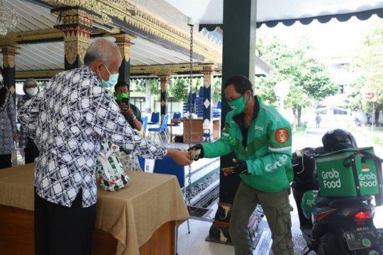 Pemkab Sleman gandeng Grab untuk pelayanan belanja di pasar
