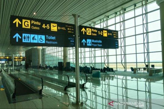 AP I siapkan posko penjagaan dan pemeriksaan di Bandara YIA