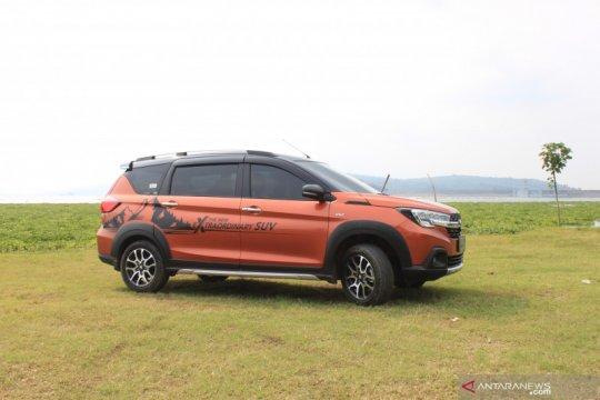 Suzuki XL7 banyak diincar konsumen tukar tambah