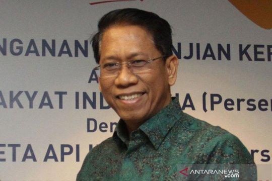 Didiek Hartantyo ditunjuk jadi Dirut  KAI gantikan Edi Sukmoro