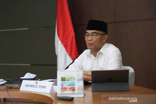 Menko PMK: Kasus COVID-19 di Indonesia hingga 7 Mei terus menurun