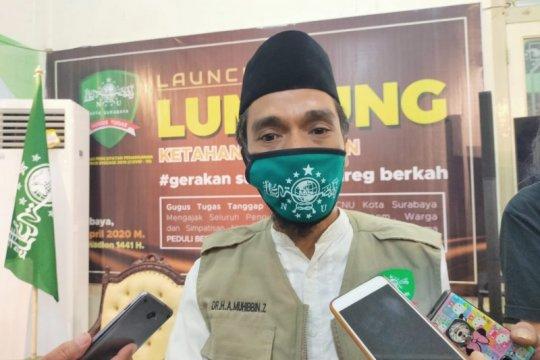 NU Surabaya maklumi sejumlah masjid masih adakan Tarawih saat PSBB