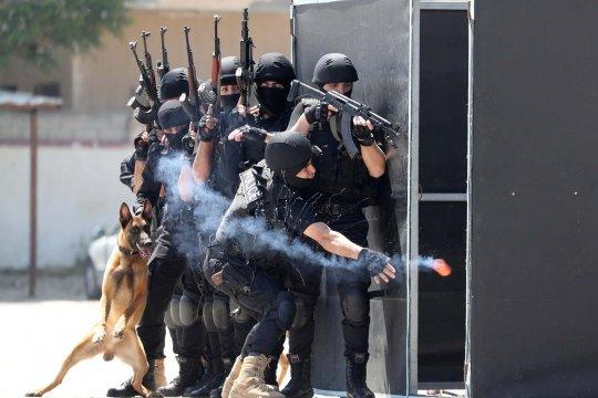 Corona di Palestina mencapai 547 kasus