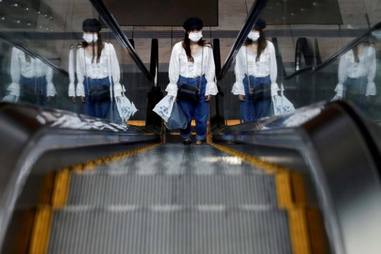Jepang akan setujui tes antigen virus corona
