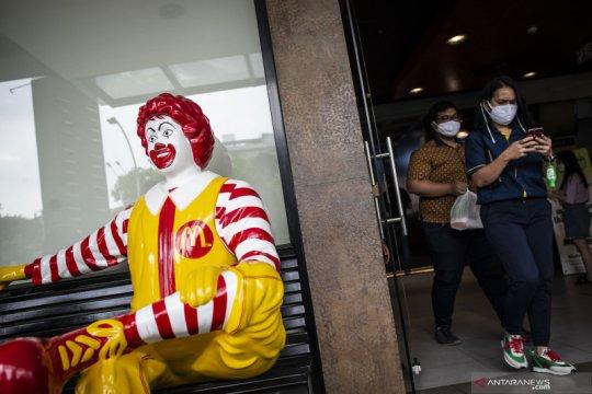Selain McDonald's, Sarinah juga tutup 33 gerai untuk direnovasi