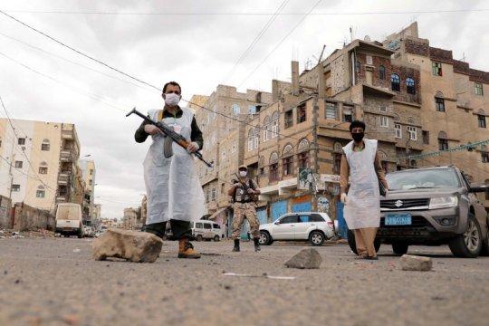 Para pengungsi, migran Afrika terperangkap dalam perang Yaman