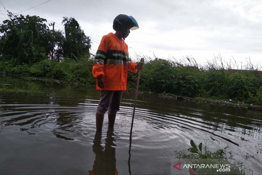 Sejumlah gampong di Banda Aceh dilanda banjir