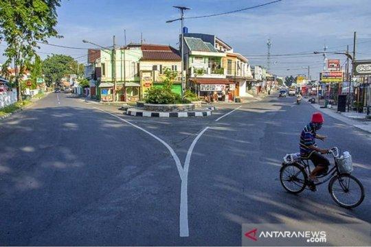 Belum ada sanksi pelanggaran PSBB Jawa Barat di Karawang