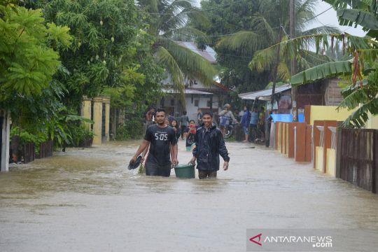 Banjir di kabupaten Aceh Besar