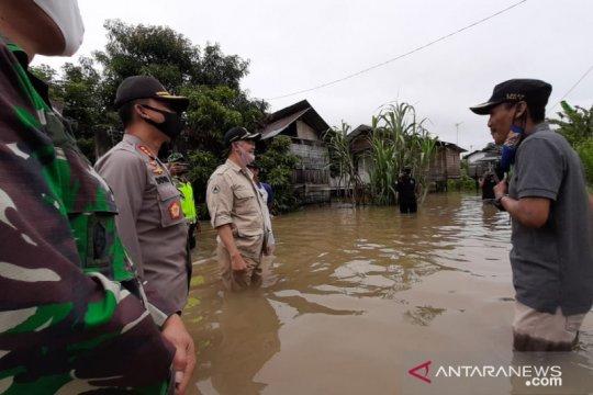 Empat kelurahan di Kota Jambi terendam banjir