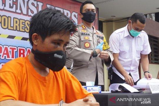 Polisi tangkap narapidana bebas asimilasi karena Corona
