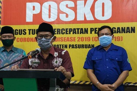 Dokter-perawat terinfeksi, positif COVID-19 di Pasuruan jadi 40 orang