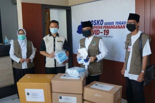 Enggartiasto Lukita beri bantuan kepada tenaga medis di Banyuwangi